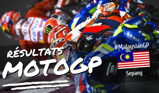 MotoGP Malaisie 2019