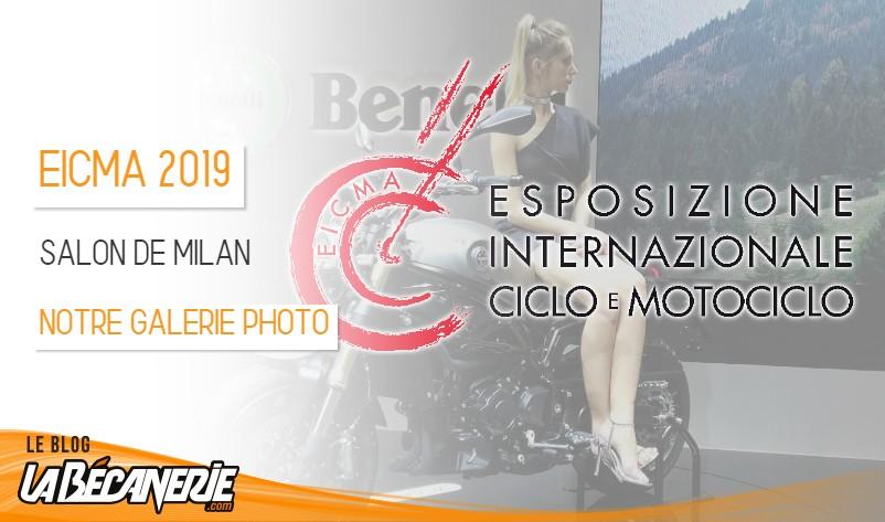 galerie photos EICMA 2019