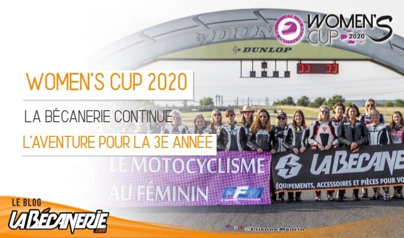 La Bécanerie sponsor principal de la Women's Cup 2020