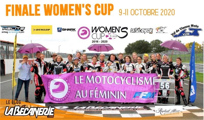 Finale Women's Cup 2020 - Le Vigeant