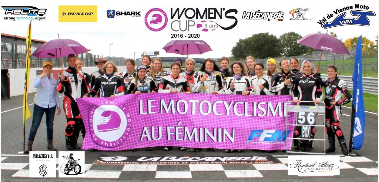Finale de la Women's Cup 2020 au circuit du Val de Vienne ©Aline BOURY