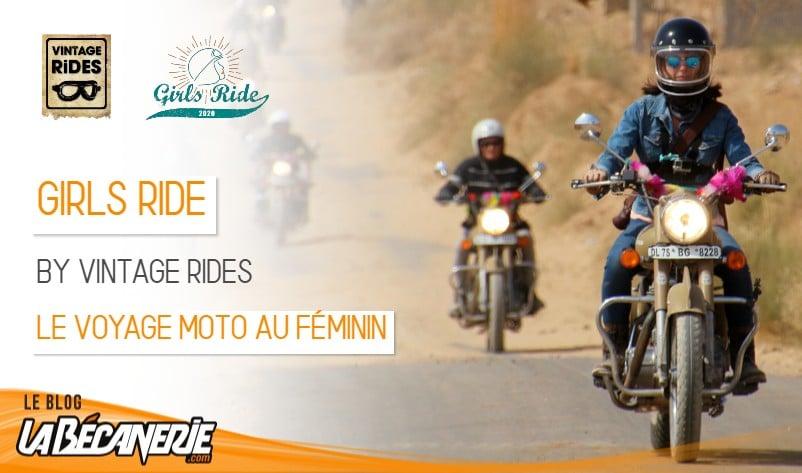 Girls Ride le voyage moto au féminin