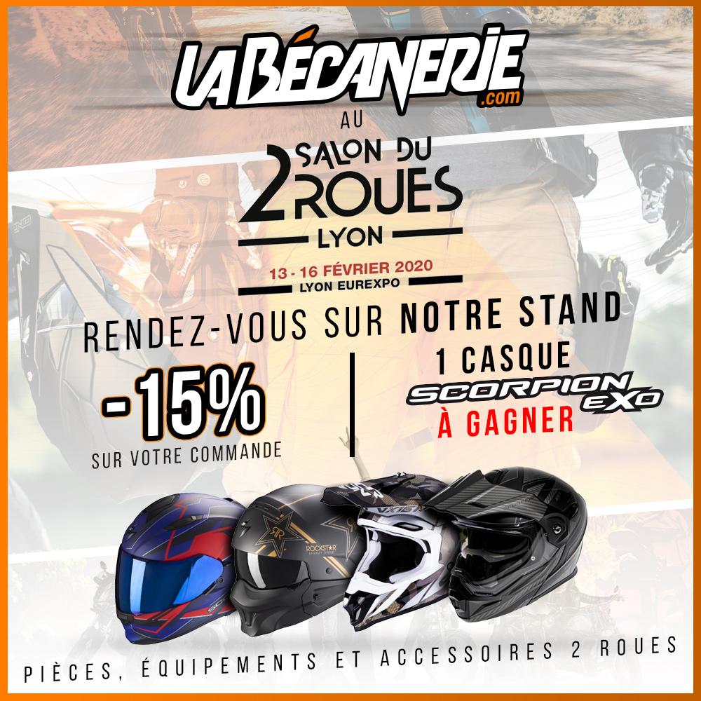 La Bécanerie au S2R Lyon 2020