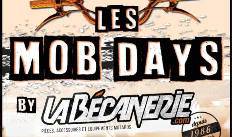 Les Mob Days by La Bécanerie 2020