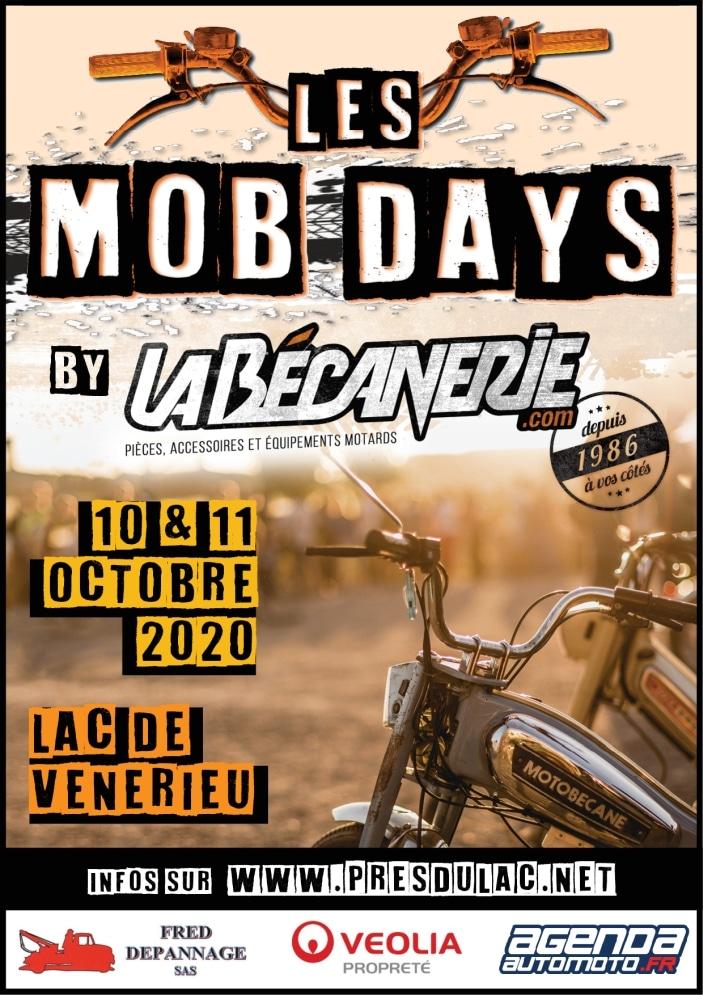Affiche Mob Days 2020