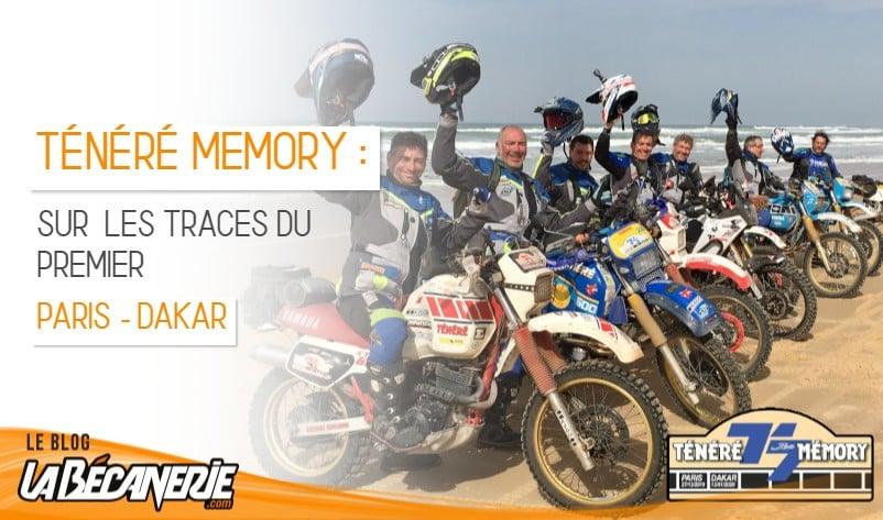Ténéré Memory, sur les traces du premier Paris-Dakar