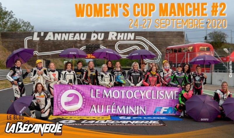 Women's Cup 2020 manche 2 Anneau du Rhin
