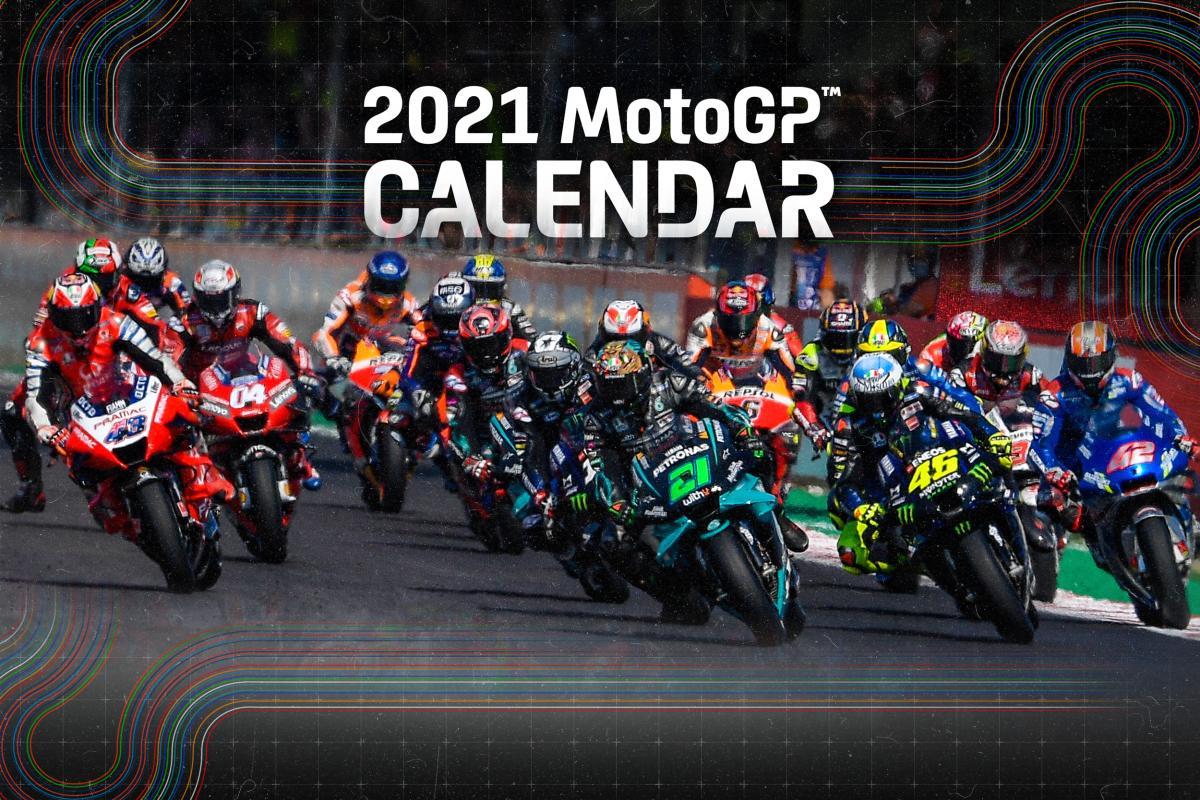 calendrier MotoGP 2021