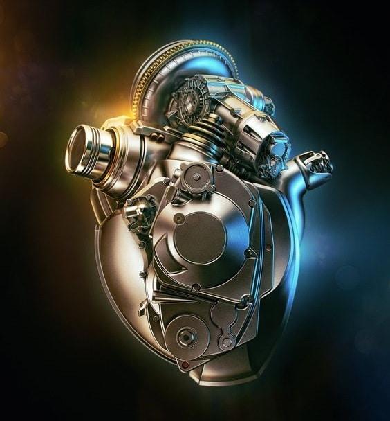 coeur moteur ©rvg design