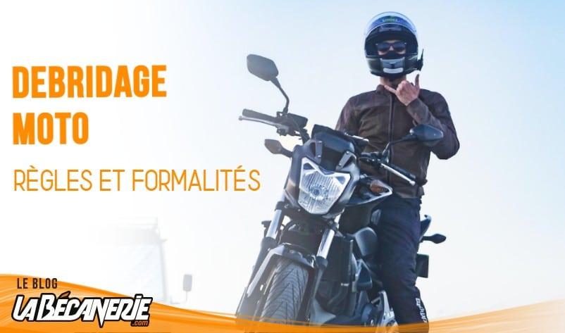 Comment débrider sa moto