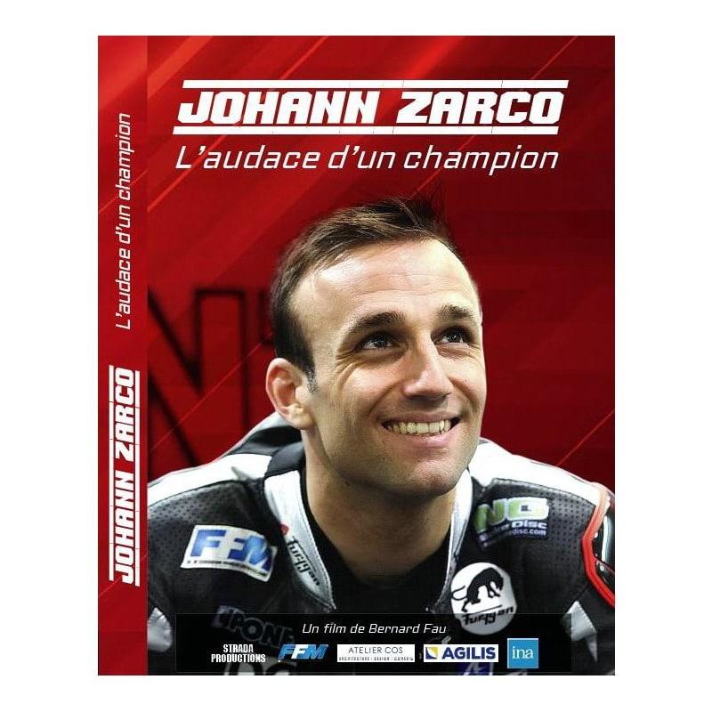 DVD Johann Zarco