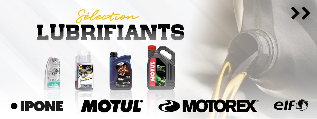 huile moteur pour moto - La Bécanerie