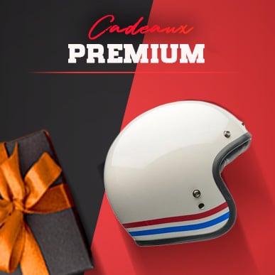 idées cadeaux moto haut de gamme La Bécanerie