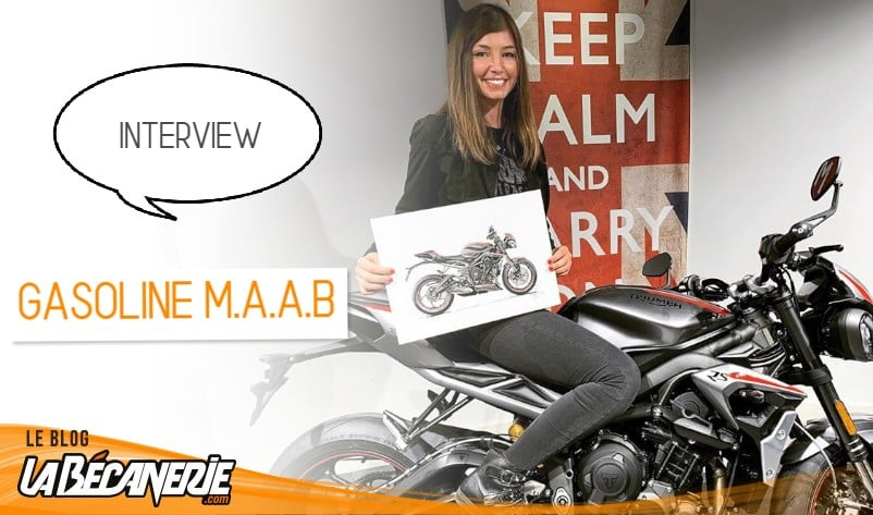 interview Noémie alias Gasoline M.A.A.B