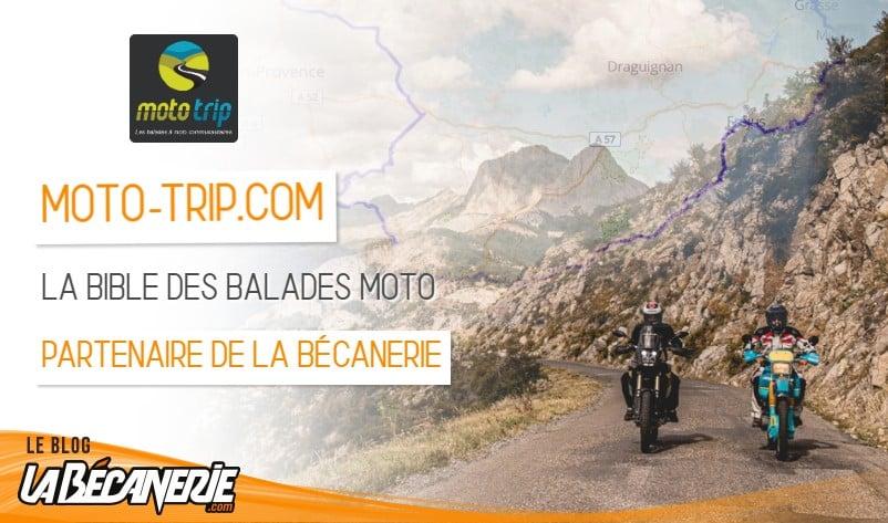 moto-trip.com partenaire de La Bécanerie