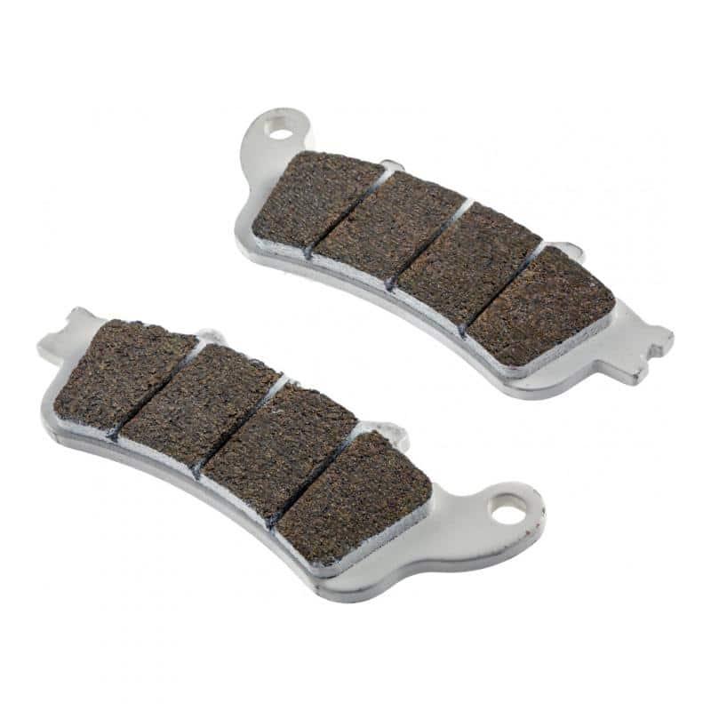 Plaquettes de frein Brembo en métal fritté